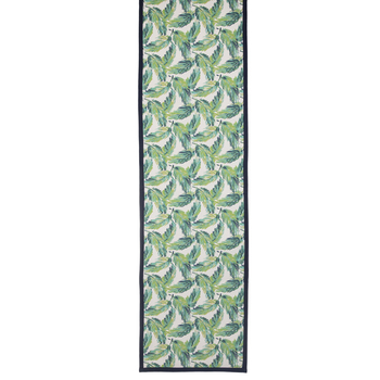 Feather & Trellis Reversible Table Runner