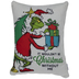 Grinch Without Me Pillow