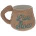 Live Slow Sloth Mug