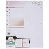Faith Today Big Happy Planner Paper