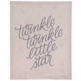Twinkle Twinkle Canvas Wall Decor