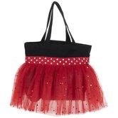 Minnie Mouse Dress Tote Bag