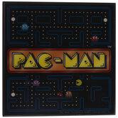 Pac-Man Lenticular Wood Wall Decor