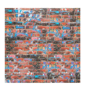 Reclaimed Brick Bulletin Board Paper