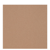 "Kraft Cardstock Paper Pack - 8 1/2"" x 11"""