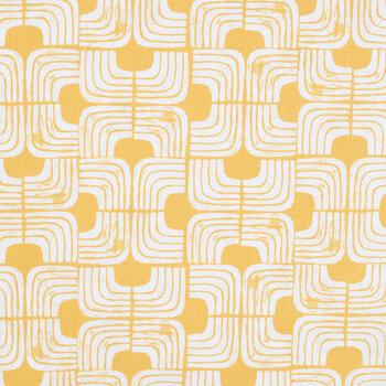 Brazilian Yellow Chisel Duck Cloth Fabric