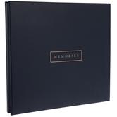 "Memories Post Bound Scrapbook Album - 12"" x 12"""