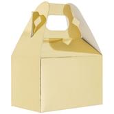 Gold Gable Boxes - Mini