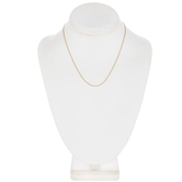 Barrel Chain Necklace - 16""