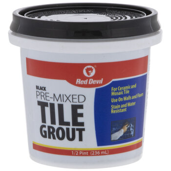 Pre-Mixed Tile Grout