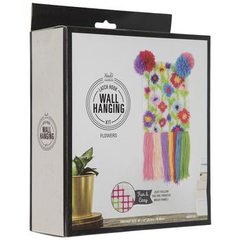 Flowers Latch Hook Kit