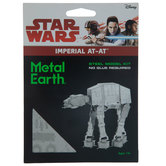 Imperial AT-AT Star Wars Metal Earth 3D Model Kit
