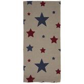 Vintage Stars Kitchen Towel