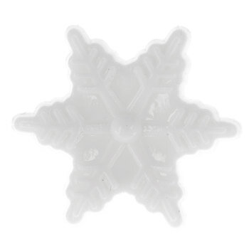 Snowflake Shank Buttons
