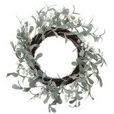Mistletoe Candle Ring