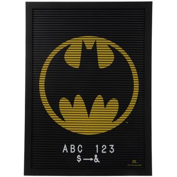 Batman Letter Board