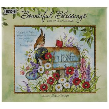 Bountiful Blessings Calendar