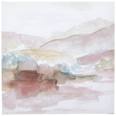 Abstract Landscape Canvas Wall Decor