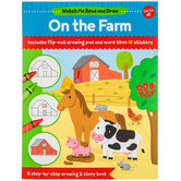 Watch Me Read & Draw: On The Farm