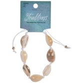 Puka Shell Slider Bracelet