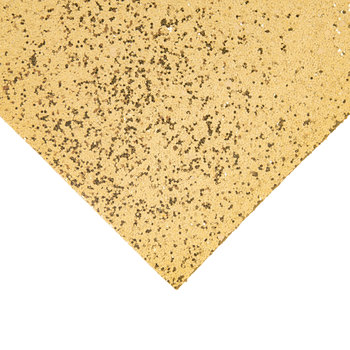 Chunky Glitter Fabric Sheet