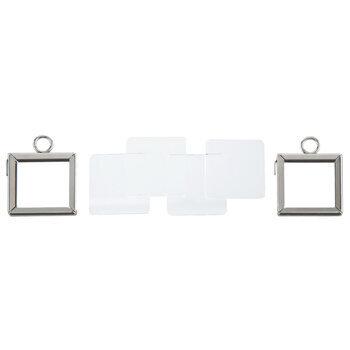 Square Bezel Frames - 25mm