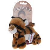 Taylor Tiger Shoulderkins Plush