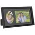 Black Wood Collage Frame