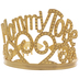 Gold Mommy To Be Crown