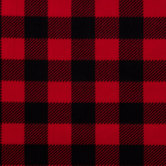 Buffalo Check Anti-Pill Fleece Fabric