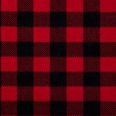 Buffalo Check Anti-Pill Fleece Fabric