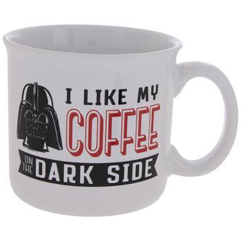 Coffee On The Dark Side Darth Vader Mug