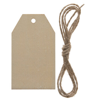Wood Craft Tags