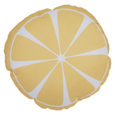 Lemon Slice Pillow