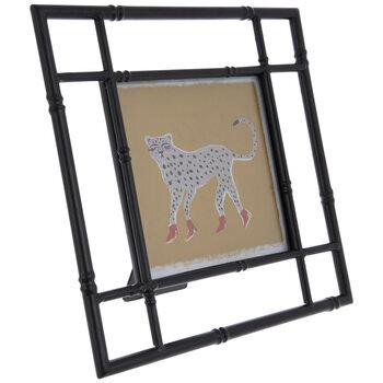 High Heels Cat Framed Decor
