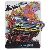 Chrysler Plymouth Roadrunner Metal Sign