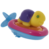 Turtle Pull String Water Boat