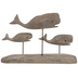 Wood Whale Trio