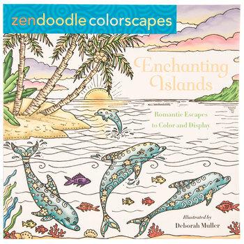 Enchanting Islands Coloring Book