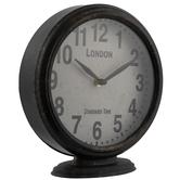 Bronze London Metal Clock