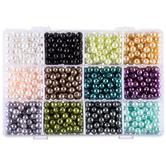 Pastel Pearl Beads