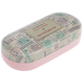 Pattern Of Excellence Eyeglass Case
