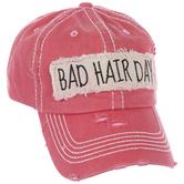 Bad Hair Day Baseball Cap