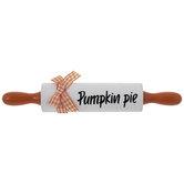 Pumpkin Pie Mini Rolling Pin