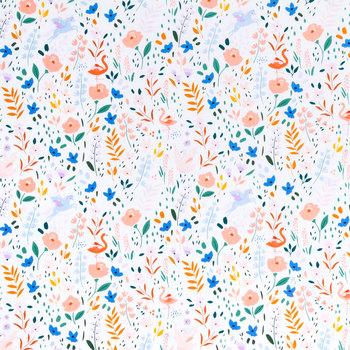 Garden Girl Apparel Fabric