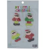 Elf Mini Ornaments