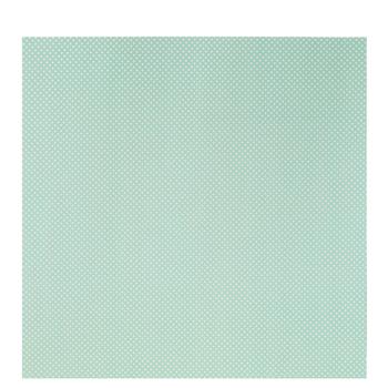 """Mint & White Mini Polka Dot Self-Adhesive Vinyl - 12"""" x 12"""""""