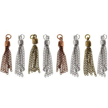 Chain Tassels