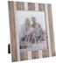 Plank Striped Wood Wall Frame - 8