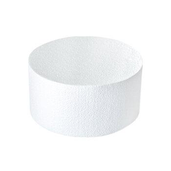 """Round Foam Cake Form - 4"""" x 8"""""""